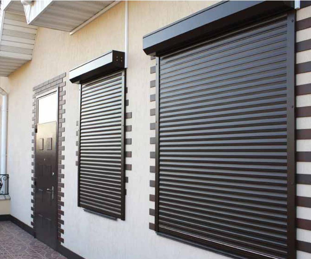 Рольставни и гаражные ворота в Волжском по цене от 9950 руб